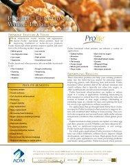 Prolite Wheat Proteins - ADM