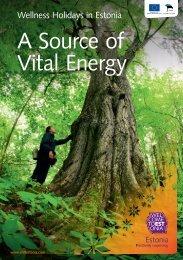 A Source of Vital Energy - Visitestonia.com