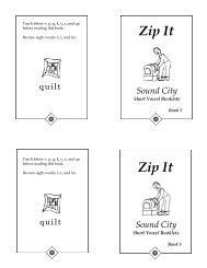 5 Zip It - Sound City Reading