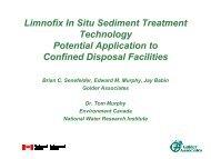 Attachment U - Remediation Technologies Development Forum ...