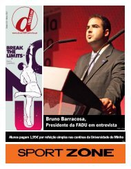 Bruno Barracosa, - UMdicas - Universidade do Minho