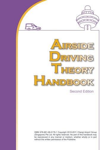 sydney airport airside driving handbook