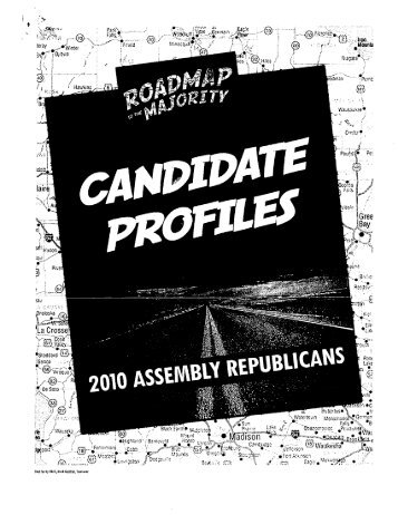 Republican Assembly Campaign Committee Candidates