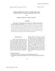 Oseana, Volume XVII, Nomor 4 - Pusat Penelitian Oseanografi-LIPI
