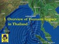 Mr. Suporn Ratananakin Director, Department of Disaster ...