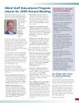 2009 Annual Meeting testing ground for new implant technologies ... - Page 7
