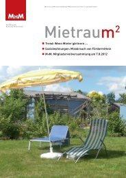 MHM-Zentrale - Mieter Helfen Mietern Hamburger Mieterverein eV
