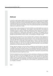 Editorial - Instituto Nacional de Salud