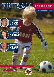 KLAR LEKE - trenerforeningen.net