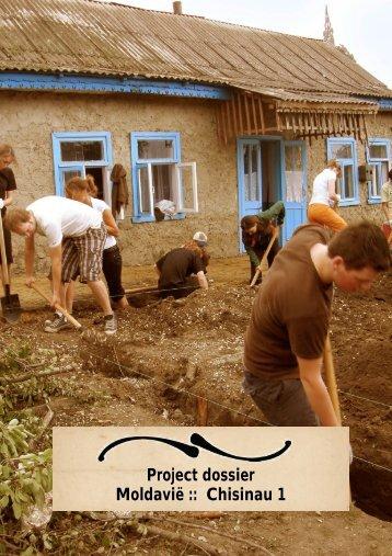 Project dossier Moldavië :: Chisinau 1 - Livingstone
