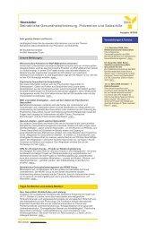 BKK-Newsletter Oktober 2008 - Netzwerk Unternehmen für ...
