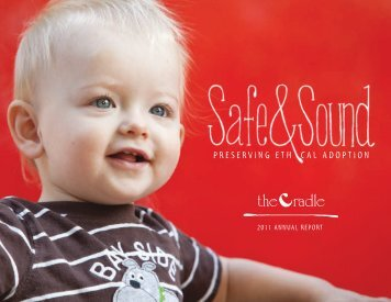 2011 Annual Report - The Cradle