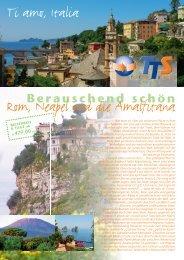 Rom, Neapel und die Amalfitana - TTS Top Tour Service ...