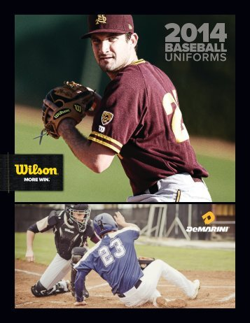 uniform Catalog - Wilson