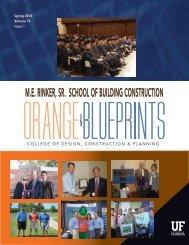Spring 2010 Volume 74 Issue 1 - ME Rinker, Sr., School of Building ...