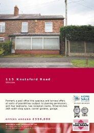 115 Knutsford Road