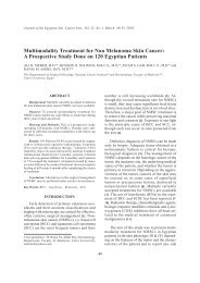 Multimodality Treatment for Non Melanoma Skin Cancer: A - NCI