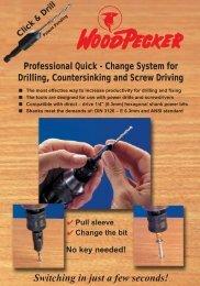 Quick Change System - WPW