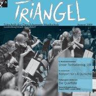Zeitung der Clara schumann Musikschule - Margret von Conta