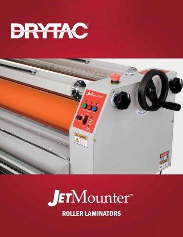 Drytac Jetmounter Laminators