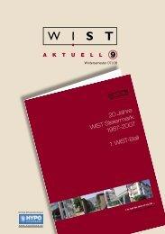 WIST Aktuell Nr. 09