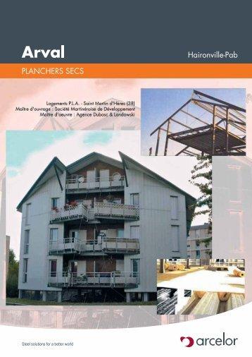Arval - Planchers Se..