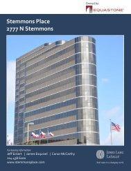 Stemmons Place 2777 N Stemmons - Jones Lang LaSalle
