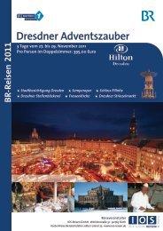 Dresdner Adventszauber - Bayern 1 Radioclub