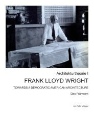 Frank Lloyd Wright fertig .indd - architekturtheorie.eu