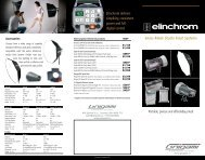 Swiss-Made Studio Flash Systems - Gnigami