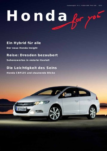 Reise: Dresden bezaubert Die Leichtigkeit des Seins Ein Hybrid für ...