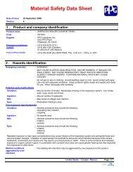 Amerlock Sealer - AltaPaints and Coatings