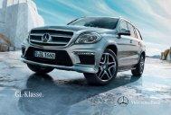GL-Klasse. - Mercedes-Benz Magyarország