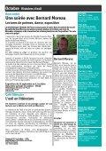 Journal des médiathèques de Poissy - Génériques - Page 3