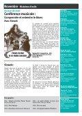 Journal des médiathèques de Poissy - Génériques - Page 5