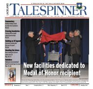 New facilities dedicated to Medal of Honor recipient - San Antonio ...