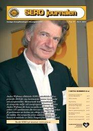 SERO nummer 2 2010 - Sveriges Energiföreningars Riksorganisation