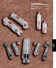 Double-Wall Cylinders/ Repairable Stainless Steel ... - PW Romex