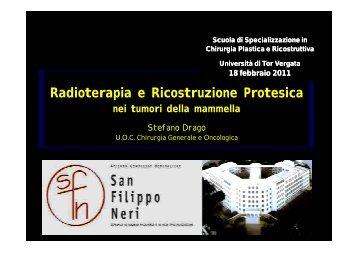 Ricostruzione Protesica Mammaria - Cattedra Chirurgia Tor Vergata