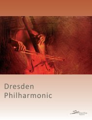 Dresden Philharmonic Keynotes:Layout 1.qxd - State Theatre