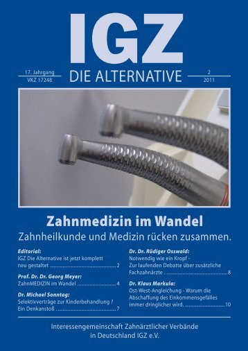 DIE ALTERNATIVE - I-g-z.de