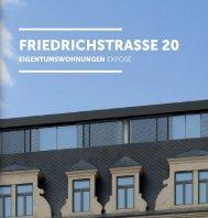 friedrichstrasse 20 eigentumswohnungen - Palasax