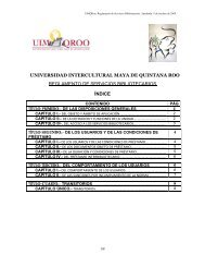 Reglamento de Biblioteca - UIMQRoo