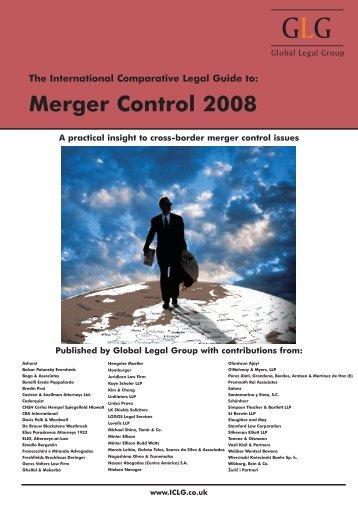 Merger Control 2008 - Mackrell International