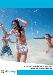 Tourism and Business Events Partnership Prospectus - Whitsundays