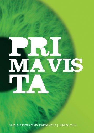 PDF mit Einzelseiten - Prima Vista