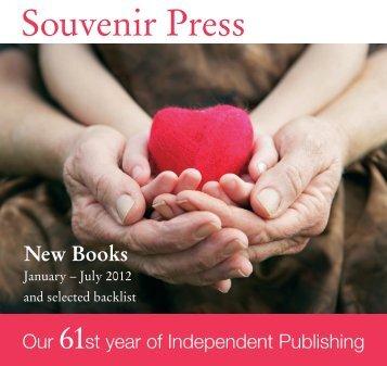 New Books - Souvenir Press
