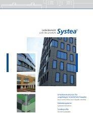 Systea® Lieferübersicht DE/FR 12/2012 - POHL