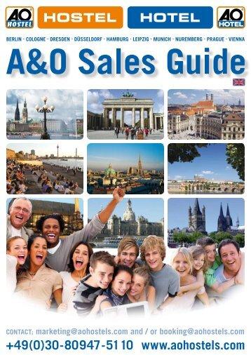 +49(0)30-80947-5110 www.aohostels.com - A&O Hotels and Hostels