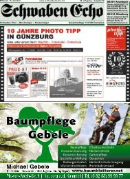 Ausgabe KW 28 - schwabenecho.de
